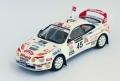 [予約]トロフュー1/43 トヨタ セリカ GT Four 1998年RACラリー #45 Petter Solberg/C.Menkerud