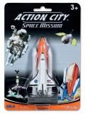 スペースシャトル&発射台