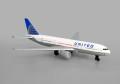 ユナイテッド航空 777タイプ