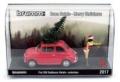 """[予約]BRUMM(ブルム) 1/43 フィアット 500F 1965 クリスマスモデル """"AUTOSTOP"""""""