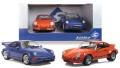 [予約]SOLIDO(ソリド) 1/18 ポルシェ 911 RSR (オレンジ) & 964 RS (ブルー) 2台セット