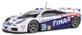 [予約]SOLIDO(ソリド) 1/18 マクラーレン F1 GTR 24H ル・マン 1996 #39 (ホワイト/ブルー)