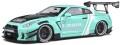 [予約]SOLIDO(ソリド) 1/18 日産 GT-R (R35) LB★WORKS 2020 (ブルー)
