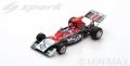 [予約]Spark (スパーク) 1/43 Iso FX3B No.20 南アフリカ GP 1973 Jackie Pretorius