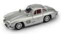 BRUMM(ブルム) 1/43 メルセデス 300SL ガルウィング 1954 シルバー