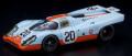 [予約]Spark (スパーク) 1/43 ポルシェ 917K No.20 ル・マン 1970 B. Redman/J. Siffert ※再生産