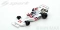 Spark (スパーク) 1/43 Hesketh 308 No.24 Winner Dutch GP 1975 James Hunt