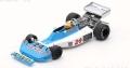 [予約]Spark (スパーク) 1/43 Hesketh 308D No.24 オランダ GP 1976 Harald Ertl