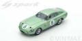 [予約]Spark (スパーク) 1/43 アストンマーチン DP 214 No.8 ル・マン 1963 B.McLaren/I.Ireland
