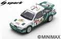 [予約]Spark (スパーク) 1/43 フォード Sierra RS Cosworth No.8 Winner Tour de Corse - Rally de France 1988 D.Auriol/B.Occelli