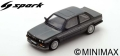 Spark (スパーク) 1/43 BMW Alpina B6 3.5 (E30) 1986
