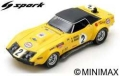 Spark (スパーク) 1/43 Chevrolet Corvette No.2 24H ル・マン 1970 H.Greder/J.-P.Rouget