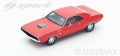 Spark (スパーク) 1/43 Dodge Challenger RT 426 Hemi 1970