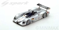 Spark (スパーク) 1/43 Audi R8 No.7 3rd ル・マン 2000 M.Alboreto/R.Capello/C.Abt