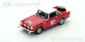 Spark (スパーク) 1/43 Sunbeam Tiger No.107 Monte Carlo Rally 1965 P.Harper/I.Ha