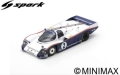 Spark (スパーク) 1/43 ポルシェ 962 C No.2 3rd 24H ル・マン 1985 D.Bell/H-J.Stuck/J.Ickx