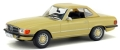 [予約]SOLIDO(ソリド) 1/43 メルセデス ベンツ 350SL 1971 イエロー
