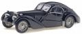[予約]SOLIDO(ソリド) 1/43 ブガッティ アトランティック タイプ 57SC 1937 ブラック