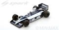 [予約]Spark (スパーク) 1/43 Brabham BT55 No.8 モナコ GP 1986 Elio de Angelis