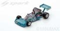 [予約]Spark (スパーク) 1/43 BRM P201 No.15 カナダ GP 1974 Chris Amon