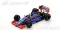 Spark (スパーク) 1/43 Lola LC87 No.30 モナコ GP 1987 Philippe Alliot