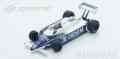 Spark (スパーク) 1/43 Osella FA1 No.31 フランス GP 1980 Eddie Cheever