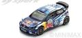 """[予約]Spark (スパーク) 1/43 フォルクスワーゲン Polo R WRC No.1 2nd Rally オーストラリア 2016 """"Last Race""""  World Champion  S. Ogier/J. Ingrassia"""