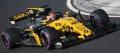 [予約]Spark (スパーク) 1/43 Renault Sport F1 Team No.46 Hungarian GP Test 2017 Renault R.S.17 Robert Kubica