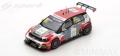 [予約]Spark (スパーク) 1/43 フォルクスワーゲン Golf GTI TCR Sebastien Loeb Racing No.25 2nd Rd.2 WTCR モナコ 2018 Mehdi Bennani