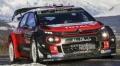 Spark (スパーク) 1/43 シトロエン C3 WRC No.8 9th - WRC モンテカルロ 2017 シトロエン Total アブダビ WRT S. Lefebvre/G. Moreau