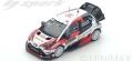 [予約]Spark (スパーク) 1/43 トヨタ Yaris WRC No.11 Rally Monte Carlo 2017 J.Hanninen/K.Lindstrom