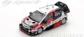 [予約]Spark (スパーク) 1/43 トヨタ Yaris WRC No.10 Winner Rally Sweden 2017 J.-M.Latvala/M.Anttila