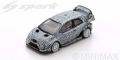 Spark (スパーク) 1/43 トヨタ Yaris WRC Rally モンテカルロ Test Car 2017 J.-M.Latvala/M.Anttila