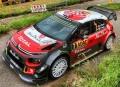 [予約]Spark (スパーク) 1/43 シトロエン C3 WRC シトロエン Total アブダビ WRT No.7 2nd Rally ドイツ 2017 A.Mikkelsen/A.Jager