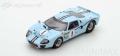 [予約]Spark (スパーク) 1/43 フォード MK IIB No.1 Winner Reims 12H 1967 J.Schlesser/G.Ligier