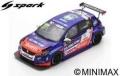 [予約]Spark (スパーク) 1/43 プジョー308 TCR No.23 Sports & You TCR Europe Race 2 Hungarian 2018 Francisco Abreu