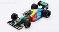 [予約]Spark (スパーク) 1/43 Benetton B188 No.20 ブラジルGP 1989 Johnny Herbert