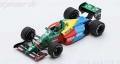 [予約]Spark (スパーク) 1/43 Benetton B188 No.20 フランス GP 1989 Emanuele Pirro