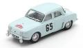 [予約]Spark (スパーク) 1/43 Renault Dauphine No.65 Winner Monte-Carlo Rally 1958 J.Feret/G.Monraisse