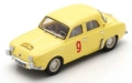 [予約]Spark (スパーク) 1/43 Renault Dauphine No.9 Winner Tour de Corse 1956 Miss G.Thirion/N.Ferrier