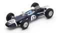 [予約]Spark (スパーク) 1/43 Brabham BT7 No.12 モナコo GP 1965 Jo Bonnier