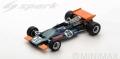[予約]Spark (スパーク) 1/43 BRM P153 No.20 南アフリカ GP 1970 Pedro Rodríguez