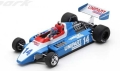 Spark (スパーク) 1/43 Ensign N180 No.14 ドイツ GP 1980 Jan Lammers