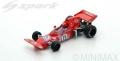 Spark (スパーク) 1/43 March 721X No.15 アルゼンチン GP 1972 Niki Lauda