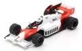 Spark (スパーク) 1/43 McLaren MP4-2 No.7 Winner ドイツ GP 1984 Alain Prost