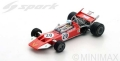 Spark (スパーク) 1/43 Surtees TS7 No.20 イギリス GP 1970 John Surtees