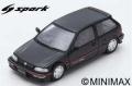 [予約]Spark (スパーク) 1/43 ホンダ シビック EF9 SiR 1990