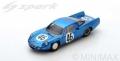 [予約]Spark (スパーク) 1/43 Alpine M65 No.46 ル・マン 1965 M.Bianchi/H.Grandsire