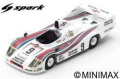 Spark (スパーク) 1/43 ポルシェ 908/80 No.9 2nd 24H ル・マン 1980 J.Ickx/R.Joest