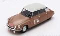 Spark (スパーク) 1/43 シトロエン ID 19 No.176 Winner Monte Carlo Rally 1959 P. Coltelloni/P. Alexandre